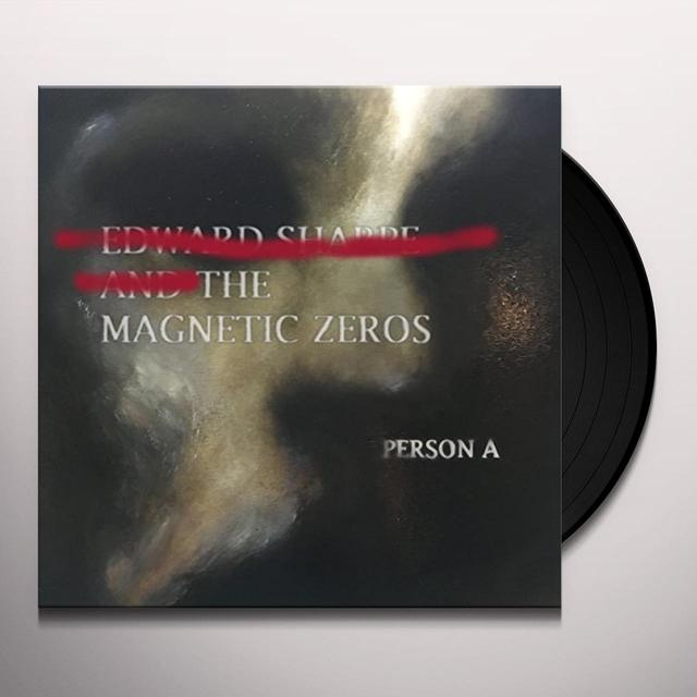Edward Sharpe & The Magnetic Zeros PERSONA Vinyl Record - Gatefold Sleeve