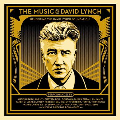 MUSIC OF DAVID LYNCH / VARIOUS Vinyl Record