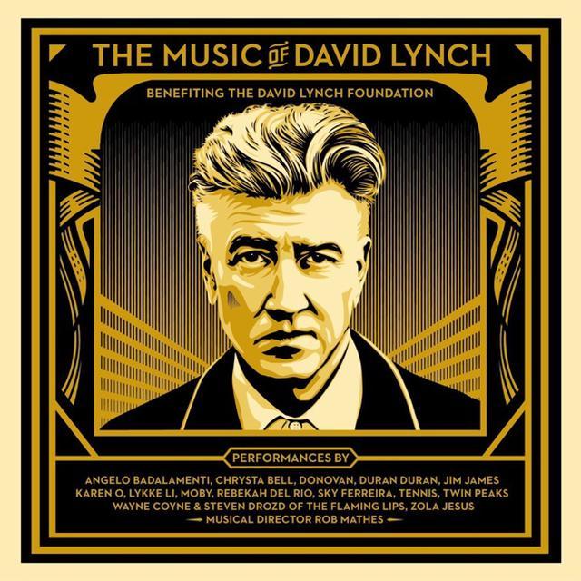 MUSIC OF DAVID LYNCH / VARIOUS Vinyl Record