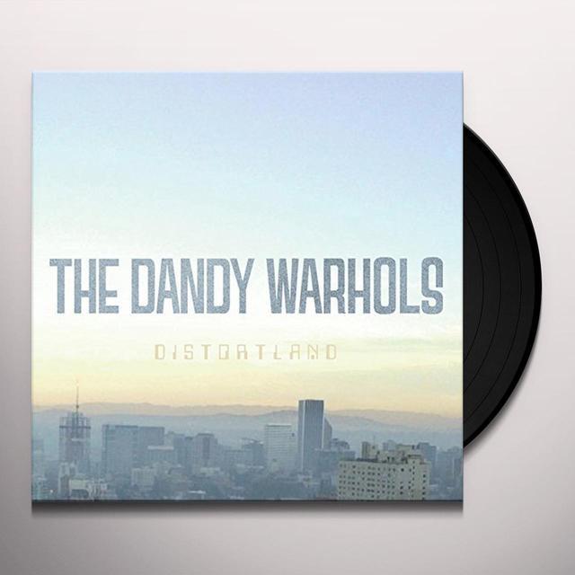 Dandy Warhols DISTORTLAND Vinyl Record