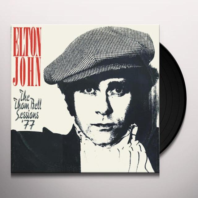Elton John THOM BELL SESSIONS Vinyl Record