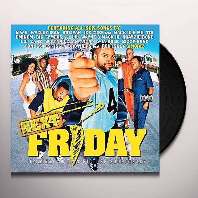 Soundtrack NEXT FRIDAY Vinyl Record
