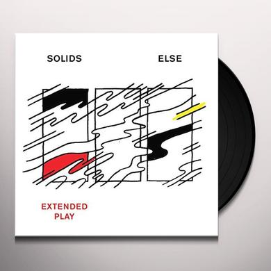 Solids ELSE Vinyl Record