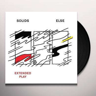 Solids ELSE Vinyl Record