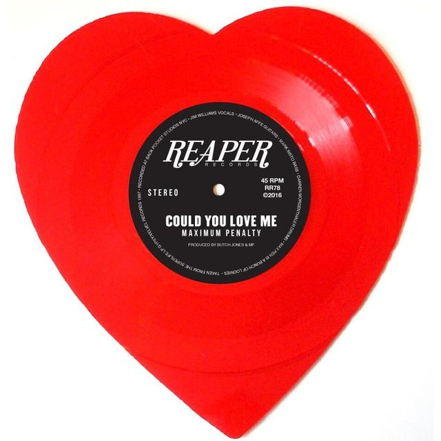 Maximum Penalty COULD YOU LOVE ME Vinyl Record