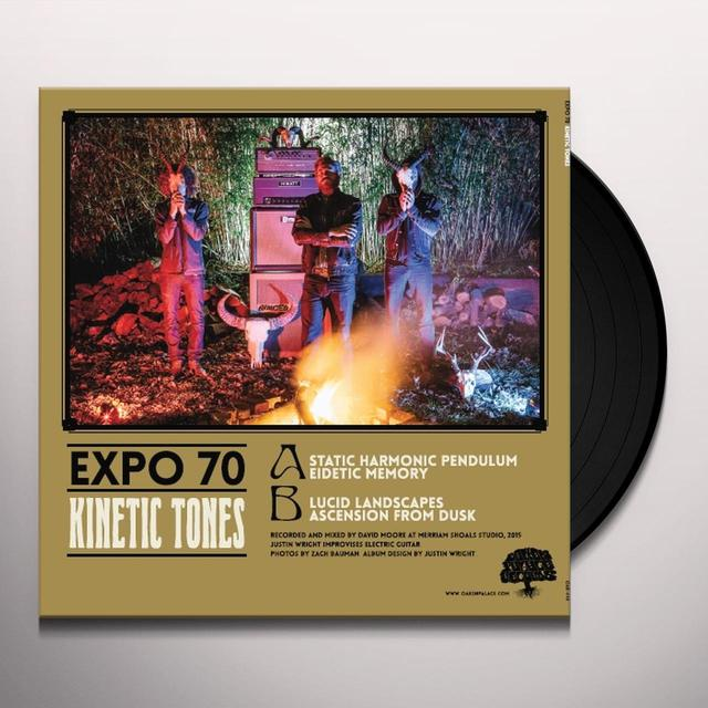Expo 70 KINETIC TONES Vinyl Record