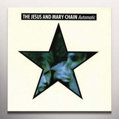Jesus & Mary Chain AUTOMATIC Vinyl Record - Colored Vinyl, Green Vinyl