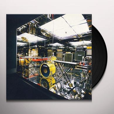 Battles MIRRORED Vinyl Record - Gatefold Sleeve, Poster, Digital Download Included