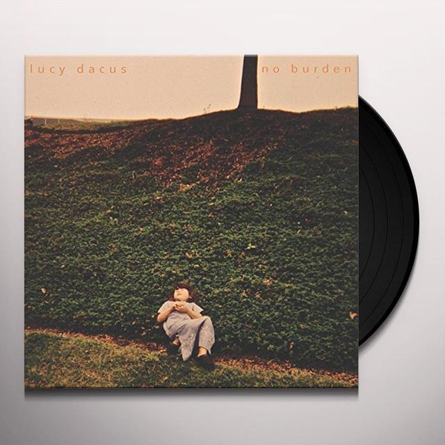Lucy Dacus NO BURDEN Vinyl Record