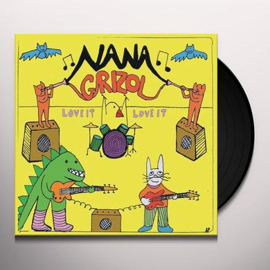 Nana Grizol LOVE IT LOVE IT Vinyl Record