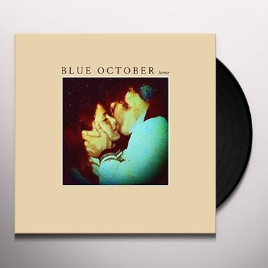 Blue October HOME Vinyl Record