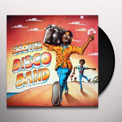 Scotch DISCO BAND Vinyl Record