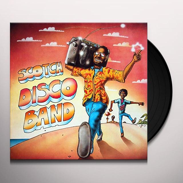 Scotch DISCO BAND Vinyl Record