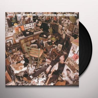 Jamie T PANIC PREVENTION Vinyl Record - UK Import