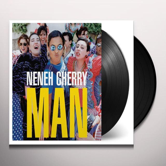 Neneh Cherry MAN Vinyl Record - Holland Import