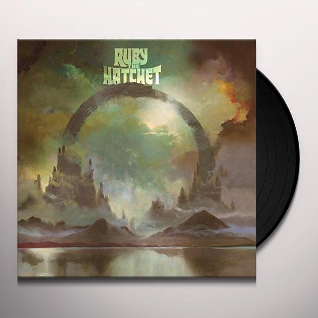 RUBY THE HATCHET OUROBOROS Vinyl Record - UK Release