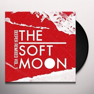 Soft Moon VOL 1: DEEPER REMIXED Vinyl Record