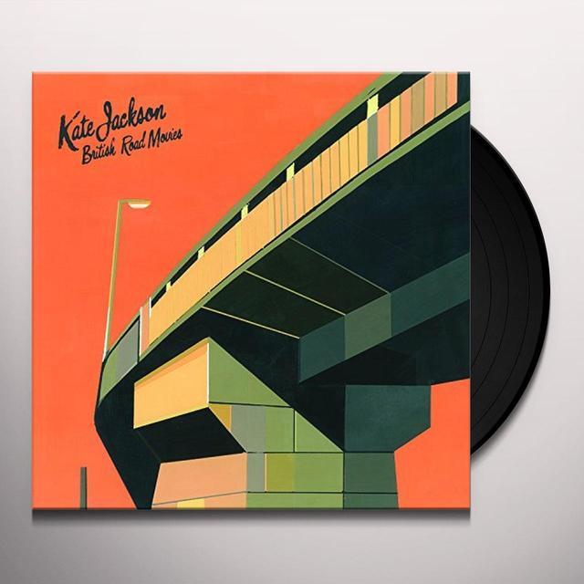 Kate Jackson BRITISH ROAD MOVIES Vinyl Record