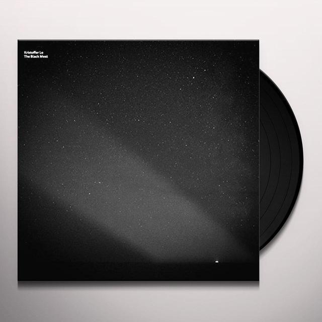 Kristoffer Lo BLACK MEAT Vinyl Record - UK Import