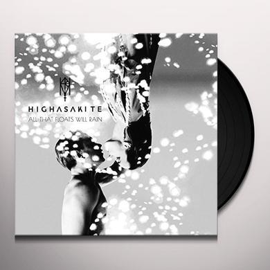 Highasakite ALL THAT FLOATS WILL RAIN Vinyl Record - UK Import
