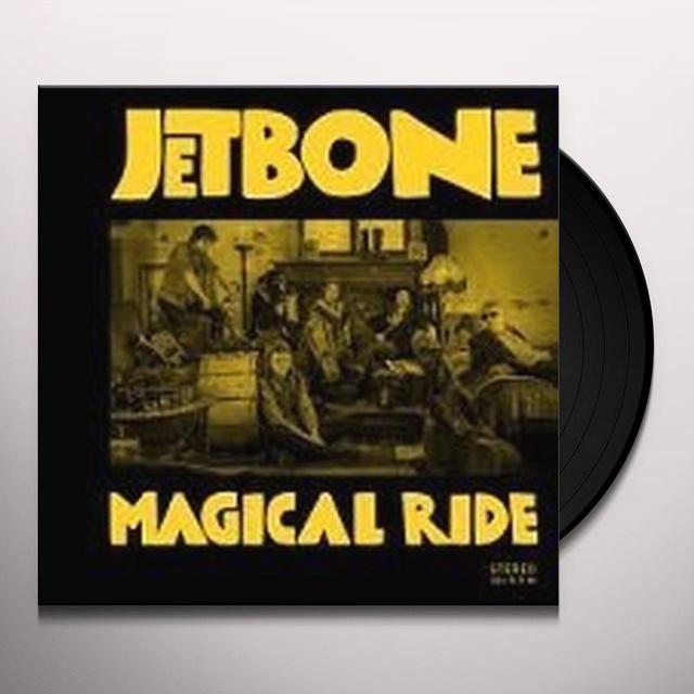 JETBONE MAGICAL RIDE Vinyl Record - UK Import