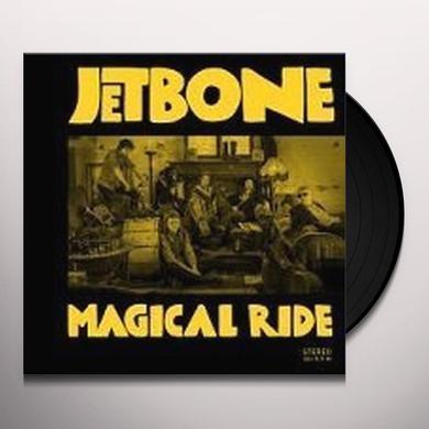 JETBONE MAGICAL RIDE Vinyl Record