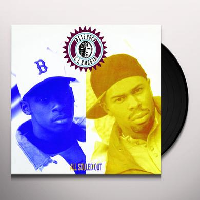 Pete Rock / Cl Smooth ALL SOULED OUT Vinyl Record
