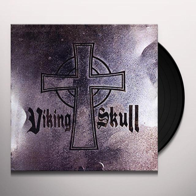 VIKING SKULL Vinyl Record