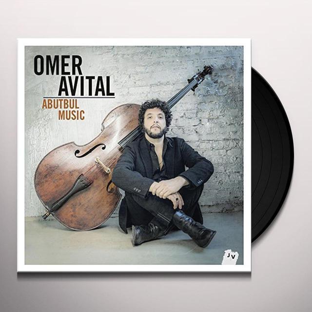 Omer Avital ABUTBUL MUSIC Vinyl Record - 180 Gram Pressing, Digital Download Included