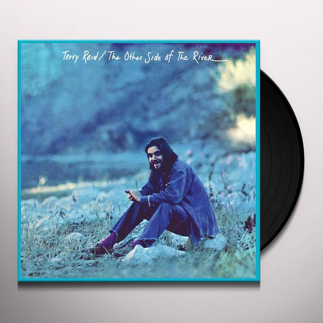 Terry Reid OTHER SIDE OF THE RIVER Vinyl Record