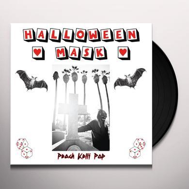 Peach Kelli Pop HALLOWEEN MASK Vinyl Record