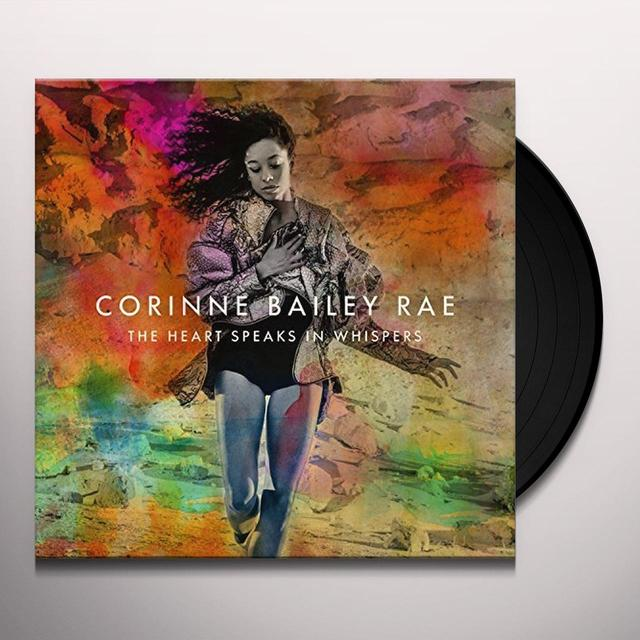 Corinne Bailey Rae HEART SPEAKS IN WHISPERS Vinyl Record