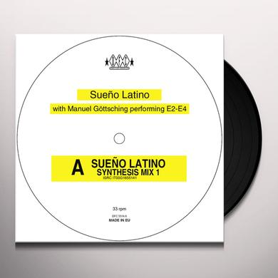 Sueno Latino / Manuel Gottsching SUENO LATINO (SYNTHESIS MIX) Vinyl Record