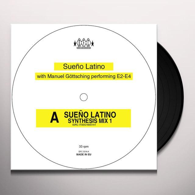 Sueno Latino / Manuel Gottsching SUENO LATINO (SYNTHESIS MIX) Vinyl Record
