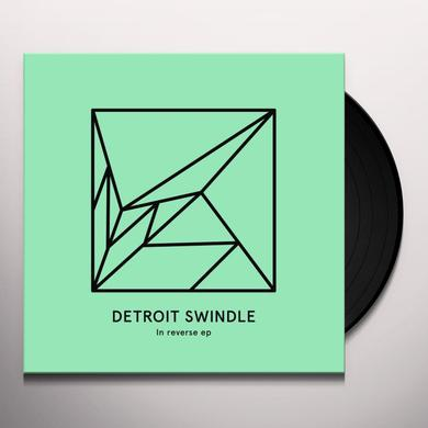 Detroit Swindle IN REVERSE Vinyl Record