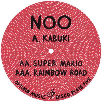 Noo OPTIMO MUSIC DISCO PLATE FIVE Vinyl Record