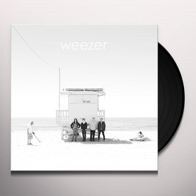 WEEZER (WHITE ALBUM) Vinyl Record - Digital Download Included