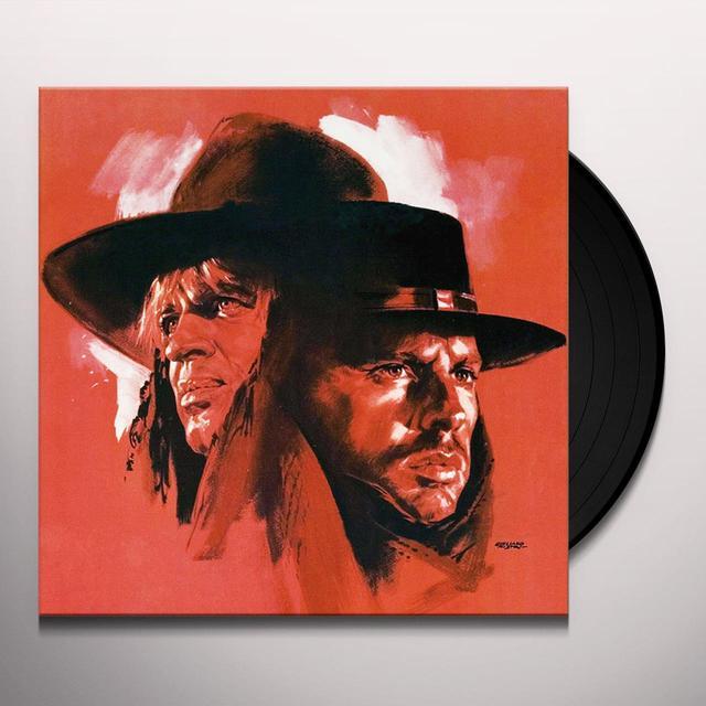 Ennio Morricone IL GRANDE SILENZIO (THE GREAT SILENCE) - O.S.T. Vinyl Record