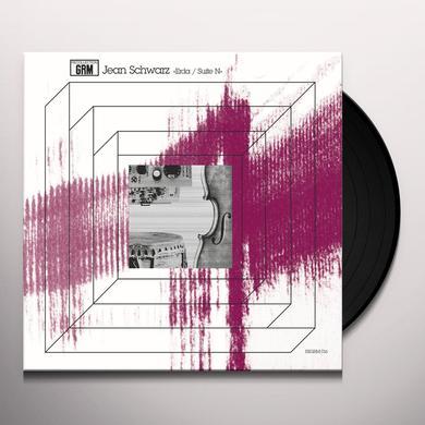 Jean Schwarz ERDA / SUITE N Vinyl Record