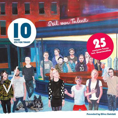 10 YEARS STIL VOR TALENT BY OLIVER KOLETZKI Vinyl Record