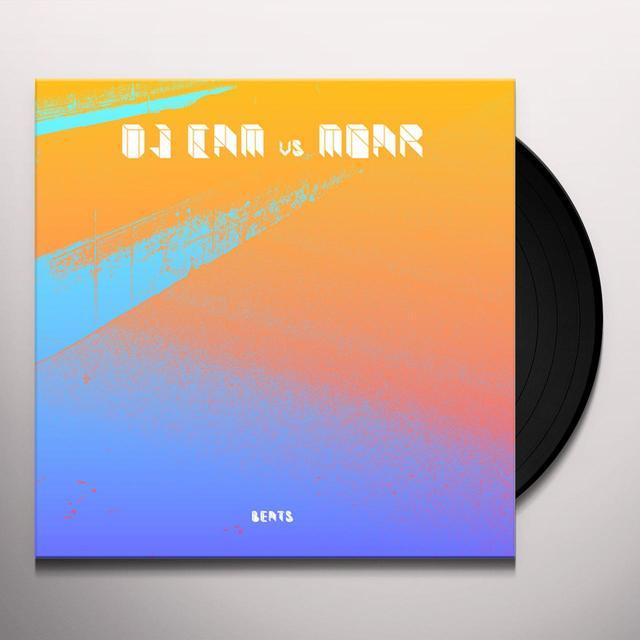 DJ CAM VS MOAR BEATS Vinyl Record