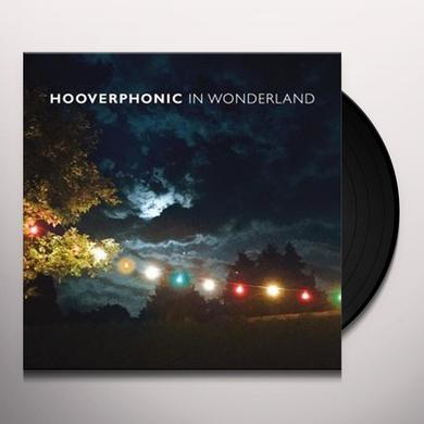 Hooverphonic IN WONDERLAND (HK) Vinyl Record