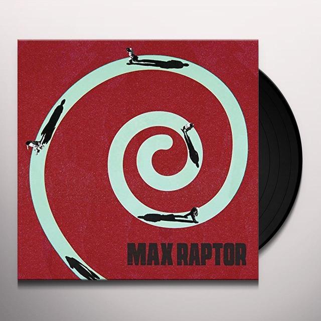 MAX RAPTOR Vinyl Record - UK Import