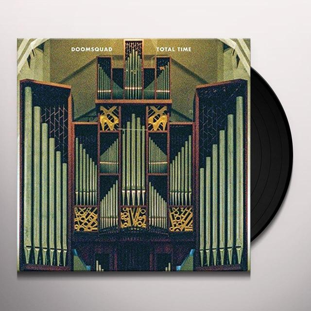 Doomsquad TOTAL TIME Vinyl Record - UK Release