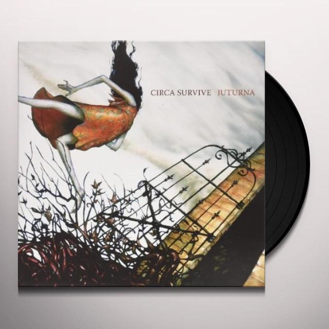 Circa Survive JUTURNA: DELUXE 10 YEAR ANNIVERSARY EDITION Vinyl Record - Anniversary Edition