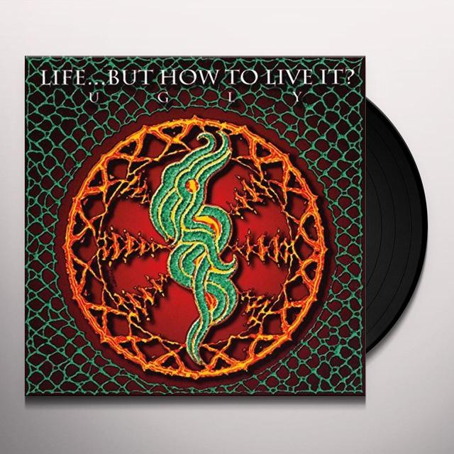Life... But How To Live It? UGLY Vinyl Record - w/CD, UK Import