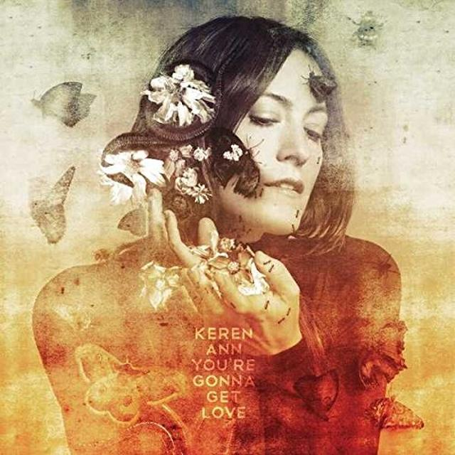 Keren Ann YOU'RE GONNA GET LOVE (FRA) Vinyl Record