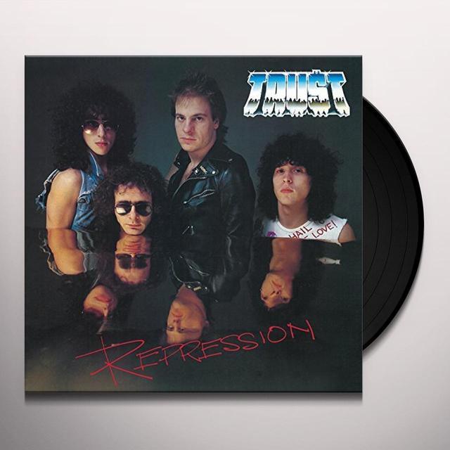 Trust REPRESSION (GER) Vinyl Record