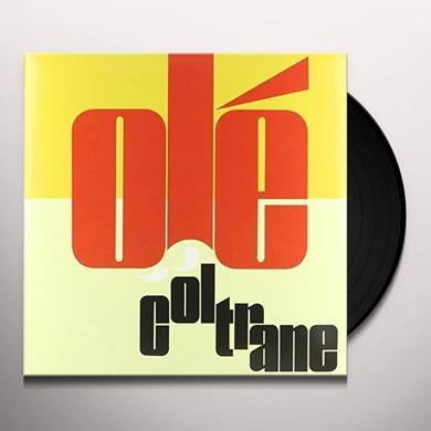 John Coltrane OLE Vinyl Record - UK Import