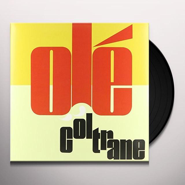 John Coltrane OLE Vinyl Record - UK Import